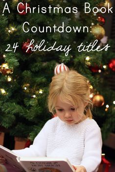 24 picture books for Christmas