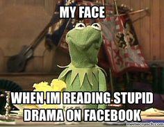 Kermie. made me lol.