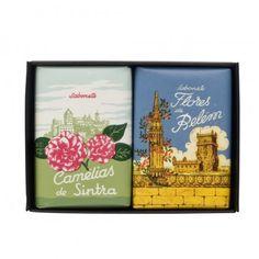 Comprar Históricos: Camélias de Sintra e Flores de Belém - A Vida Portuguesa