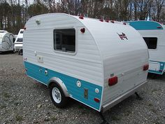 Cool Starcraft Comet Mini  The Small Trailer Enthusiast