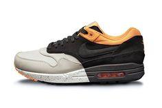 finest selection 439c1 615c0 Nike Air Max 1 PRM Pale Grey Dark Charcoal Nike Free Runs, Nike Running
