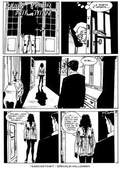 Pagina 71 - L'alba dei morti viventi - lo speciale #Halloween de #iSarcastici4. #LuccaCG15 #DylanDog #fumetti #comics #bonelli