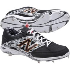 New Balance Mens L4040v2 Low Metal Baseball Cleats | BaseballSavings.com