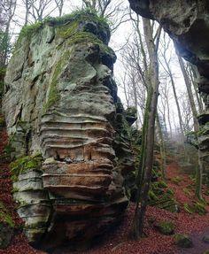 Een duivels mooie wandeling door de Teufelsschlucht in de Eifel | Is het nog ver? Places To Travel, Places To Visit, Nature Photography, Travel Photography, Easy Jet, Eifel, Holiday Travel, Solo Travel, Countryside