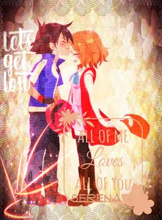 All of me loves all of you, Serena! Another amour edit <3 #amourshipping