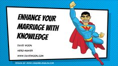 We study for many years to gain knowledge to build a career which lasts half a lifetime but we barely prepare ourselves to build a #marriage which lasts a lifetime - be more prepared now with these practical tips: www.davidwoon.com/marriage