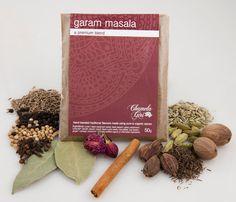 Garam Masala Premium Blend 50 g bag Organic   chamelagiri.etsy.com