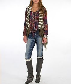 Daytrip Open Weave Vest - Women's Vests | Buckle