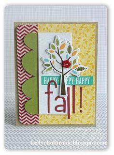 Happy Fall @ Scrapbook.com using Bella Blvd: Thankful