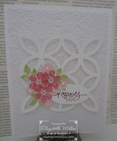 Stampin' Up! Bloomin' Marvelous Stamp Set Sale a Bration