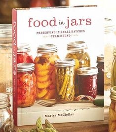 Must-Have Preserving Recipe Books