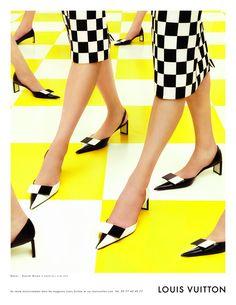 Louis Vuitton SS13 Campaign