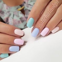 41 Classy Chic Nail Art Design for Summer Pastel Nails - Nail Designs Chic Nail Art, Chic Nails, Fun Nails, Classy Gel Nails, Simple Gel Nails, Classy Nail Art, Short Nail Designs, Nail Art Designs, Nails Design