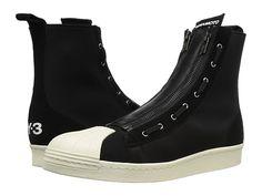adidas Y-3 by Yohji Yamamoto Y-3 Pro Zip Core Black/Core Black/Core White - Zappos.com Free Shipping BOTH Ways