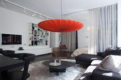 Apartment in Vazastan,Stockholm-Sweden, by Daniel Nyström.