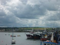 Visit the seaport town in Skerries, Ireland where my family is from.