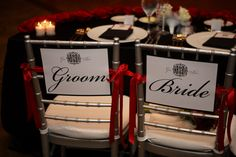 red black and white wedding ideas | Red, Black and White Weddings Ideas | Calligraphy by Jennifer