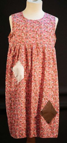 Victorian-Edwardian-Annie-Orphan-Girls FLORAL Workhouse Fancy Dress Costume A lovely little urchin or beggar girl. Crazy Ladies Costumes Call us 01978 661046