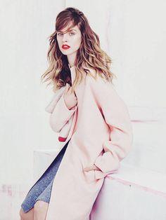 * fashion inspiration : shades of soft lilac, blush & champagne