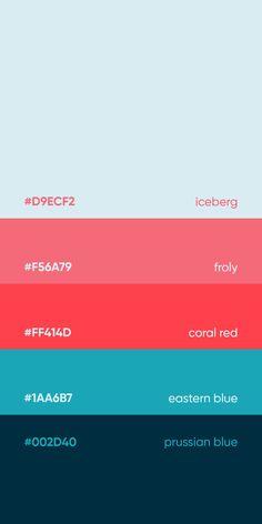 Rgb Palette, Flat Color Palette, Website Color Palette, Colour Pallette, Color Palate, Colour Schemes, Color Patterns, Pantone Colour Palettes, Pantone Color