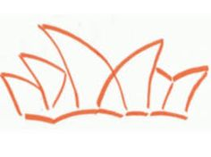 sydney opera house sketch - Google Search