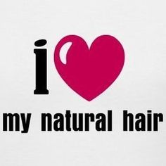 """Repeat after me, """" I love my natural hair"""" Get more hair tips at www.coilsandglory.com"""