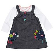 Shop for Clothes, Accessories & Bedding for bluezoo from the Kids department at Debenhams. You'll find the widest range of Kids products online and delivered to your door. Bird Applique, Cute Birds, Debenhams, Kid Styles, Overall Shorts, Overalls, Sewing Ideas, Clothes, Shopping