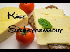 Käse selbstgemacht - [einzigartig einfach und super lecker] - YouTube