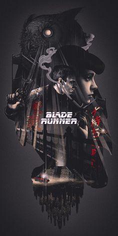 Blade Runner (1982) [512 x 1024]