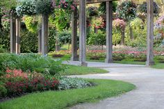 Lovely gardens in Germaine Park, Sarnia, ON. Port Huron, Lake Huron, Great Places, Places To Go, O Canada, Before I Die, The Province, Small Towns, Ontario