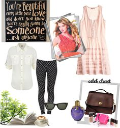 Taylor Swift Style, created by karacoyote21 on Polyvore