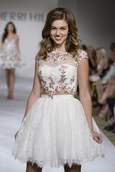 New York Fashion Week, September 2015 - Sherri Hill