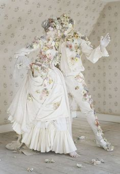 """Who helps Tim Walker tell fashion's fantastical fictions?"""