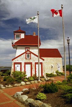 Fort Point Lighthouse, Nova Scotia