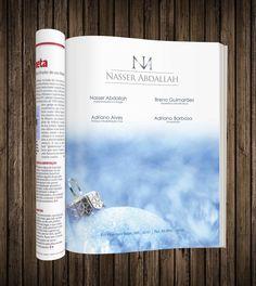 Ad Revista Nasser Abdallah