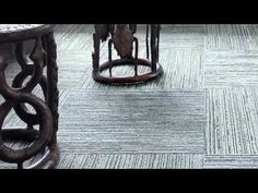 Sisal-like Suit Yourself carpet tile by FLOR