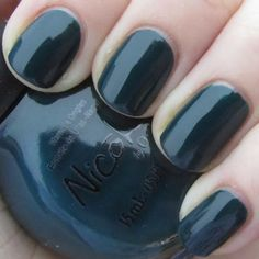 Love this color...Nicole by OPI: khloe had a little lam lam, part of the Kardashian polish line.