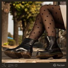 Stivaletto anfibio donna | Made in Italy | Due Lune Calzature | www.duelunecalzature.com