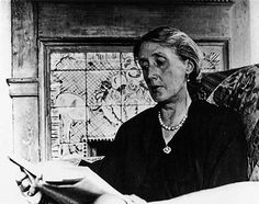 """VirginiaWoolf1935_MonksHouse_""""When Virginia Woolf committed suicide on March 28th in 1941, she left behind two suicide notes for her husband Leonard and one for her sister, Vanessa.The note read:"""""""