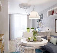 Virlova Interiorismo: [Projects] ¿Vivir en 25 m²? Proyecto pensado al detalle