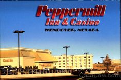 Wendover casinos du nevada peppermill