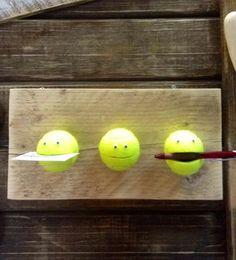 tennisballen!!!