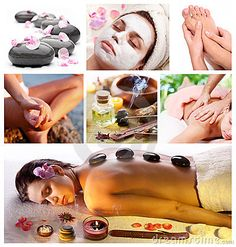 Spa treatments and massages