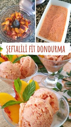 Food Blogs, Diet Recipes, Food To Make, Food And Drink, Ice Cream, Dining, Fruit, Cooking, Ethnic Recipes