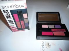 Smashbox Spring Edit for Eyes and Lip... for only $9.00