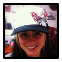 Recycled Can Trucker Hat   Coors Light Trucker Hat by PrettyinBlingg, $20.00