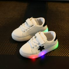 a18084d37caf Cheap children shoes with light