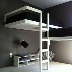 Modern bunkbed