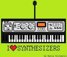 synth art - Google Search