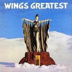 Wings - Wings Greatest GER 1978 Lp near mint w/Inner und Poster